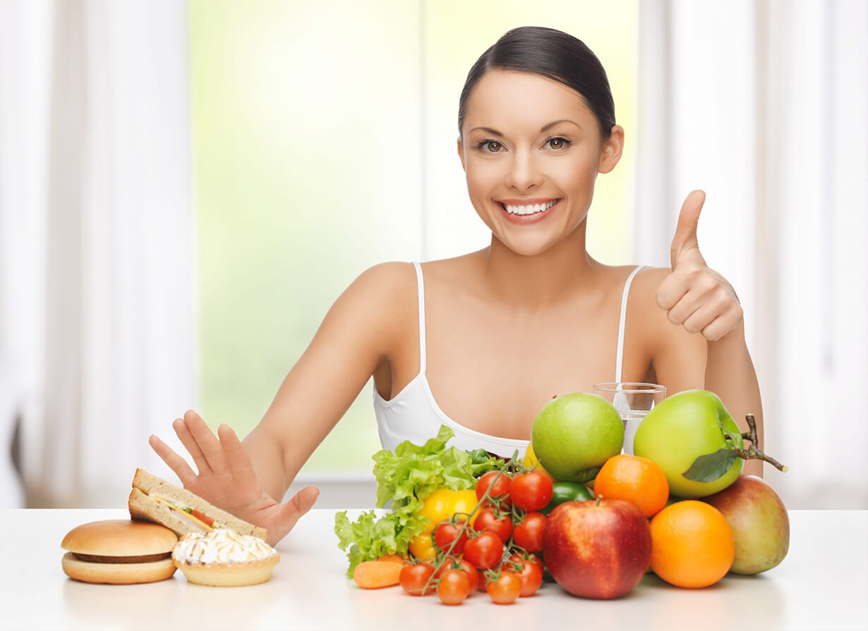 Diets For Skin